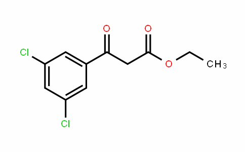 ethyl 3-(3,5-dichlorophenyl)-3-oxopropanoate
