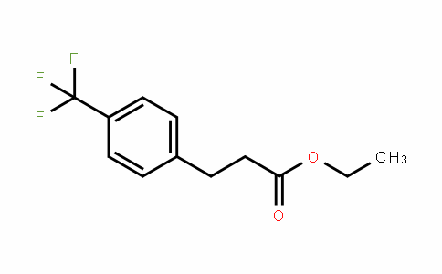 ethyl 3-(4-(trifluoromethyl)phenyl)propanoate