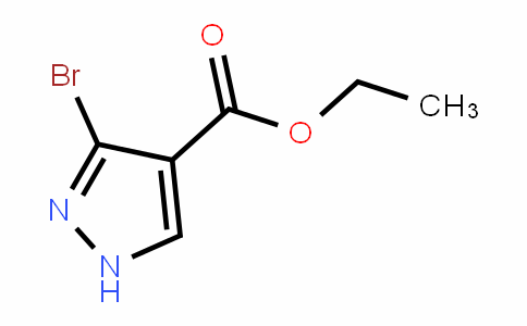 ethyl 3-broMo-1H-pyrazole-4-carboxylate