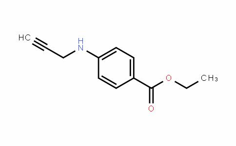 4-(2-丙炔-1-氨基)苯甲酸乙酯
