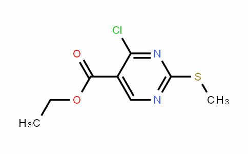 2-甲硫基-4-氨基嘧啶-5-羧酸乙酯