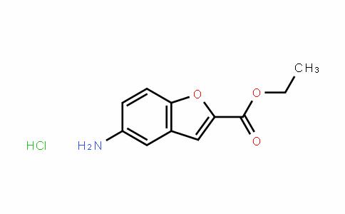 Ethyl 5-aminobenzofuran-2-carboxylate (hydrochloride)