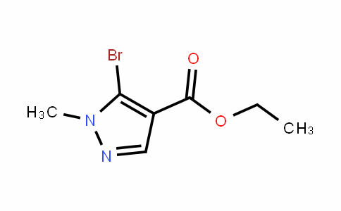 Ethyl 5-broMo-1-Methyl-1H-pyrazole-4-carboxylate