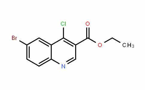 ethyl 6-bromo-4-chloroquinoline-3-carboxylate