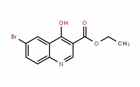 6 -溴- 4 -羟基- 3 -喹啉羧酸乙酯