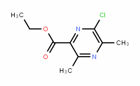 Ethyl 6-chloro-3,5-dimethylpyrazine-2-carboxylate
