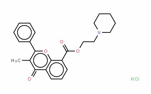 Flavoxate (hydrochloride)
