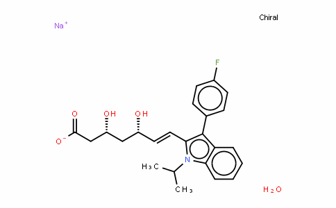 Fluvastatin (sodium)