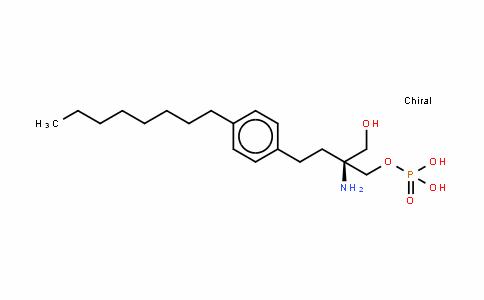 FTY720 (S)-Phosphate