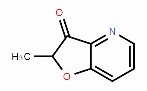 Furo[3,2-b]pyridin-3(2H)-one, 2-Methyl-