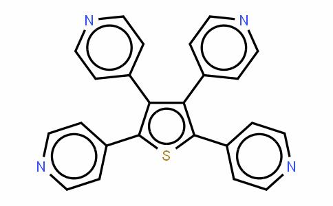 4,4?4乔,4乔?(2,3,4,5-Thiophentetrayl)tetrakis-pyridine