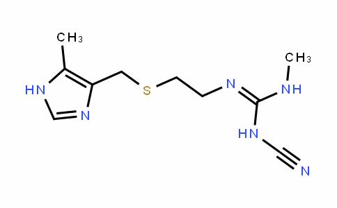 Guanidine, N-cyano-N'-Methyl-N''-[2-[[(5-Methyl-1H-iMidazol-4-yl)Methyl]thio]ethyl]-, (Z)-