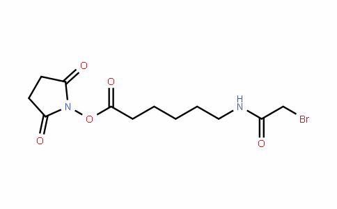Hexanoic acid,6-[(2- broMoacetyl)aMino]-, 2,5-dioxo-1-pyrrolidinyl ester