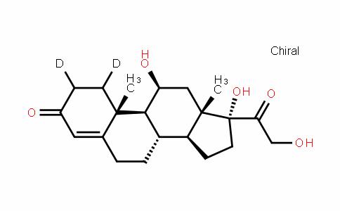 氘代氢化可的松