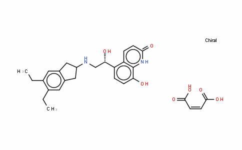 Indacaterol (maleate)