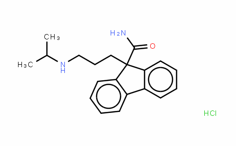 INDECAINIDE HYDROCHLORIDE