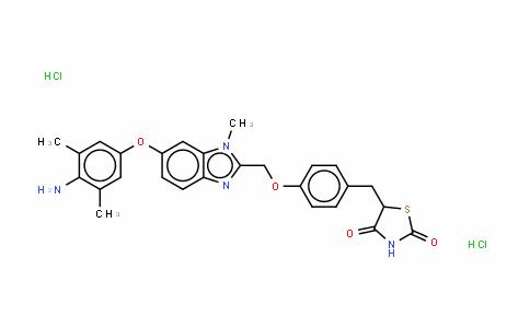 Inolitazone (dihydrochloride)