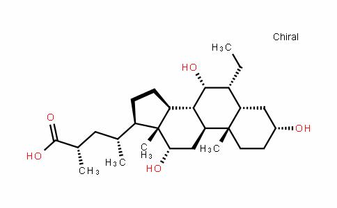 6ALPHA-乙基-23(S)-甲基胆酸