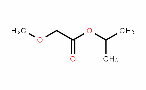 isopropyl 2-methoxyacetate
