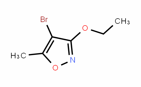 4-溴-3-乙氧基-5-甲基异恶唑