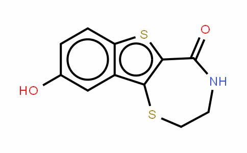 3,4-二氢-9-羟基-[1]苯并噻吩并[2,3-F]-1,4-硫氮杂卓-5(2H)-酮