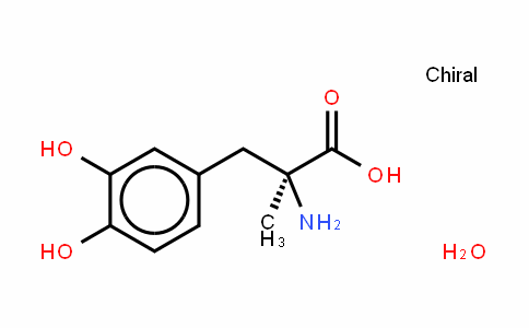 L-(-)-α-Methyldopa
