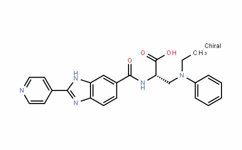 L-Alanine, 3-(ethylphenylaMino)-N-[[2-(4-pyridinyl)-1H-benziMidazol-6-yl]carbonyl]-