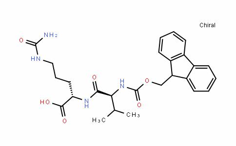 L-Ornithine, N5-(aMinocarbonyl)-N2-[N-[(9H-fluoren-9-ylMethoxy)carbonyl]-L-valyl]-