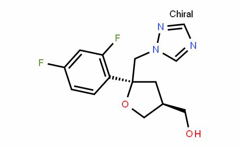 L-threo-Pentitol, 2,5-anhydro-1,3,4-trideoxy-2-C-(2,4-difluorophenyl)-4-(hydroxyMethyl)-1-(1H-1,2,4-triazol-1-yl)-