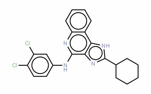N-(3,4-二氯苯基)-2-环己基-1H-咪唑并[4,5-C]喹啉-4-胺