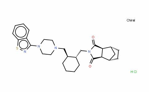 Lurasidone (Hydrochloride)