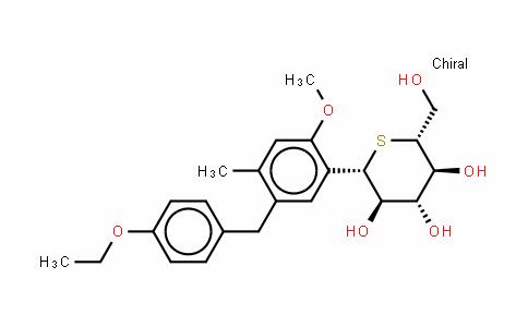 Luseogliflozin