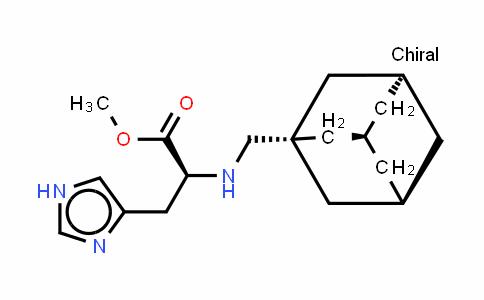 N-(金刚烷-1-基甲基)-L-组氨酸甲酯