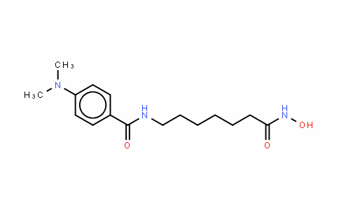 4-(二甲氨基)-N-[7-(羟基氨基)-7-氧庚]苯甲酰胺