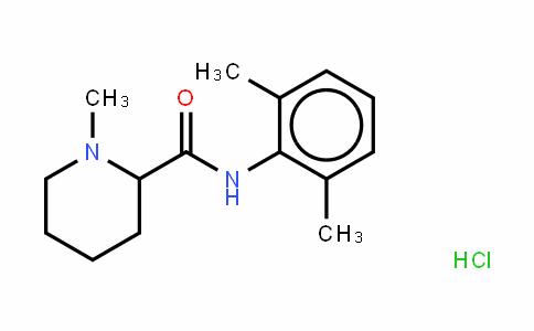 Mepivacaine (hydrochloride)