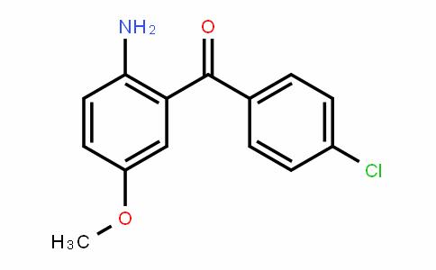 Methanone, (2-amino-5-methoxyphenyl)(4-chlorophenyl)-
