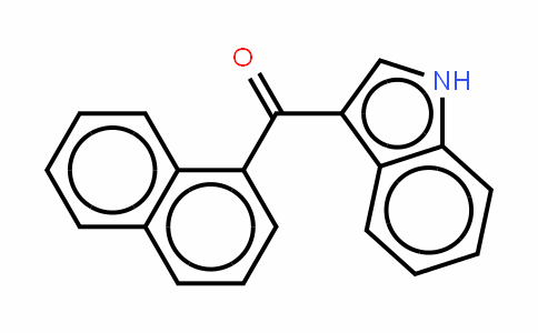 Methanone, 1H-indol-3-yl-1-naphthalenyl-