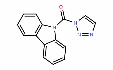 Methanone, 9H-carbazol-9-yl-1H-1,2,3-triazol-1-yl-