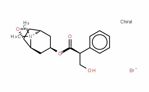 Methscopolamine (bromide)