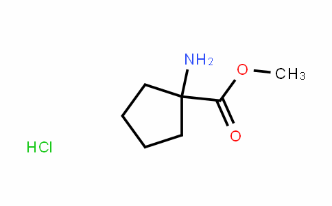 methyl 1-aminocyclopen tanecarboxylate hydrochloride