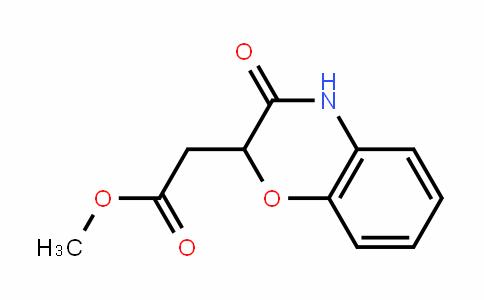 甲基(2H-1,4-苯并噁嗪-3(4H)-酮-2-基)醋酸