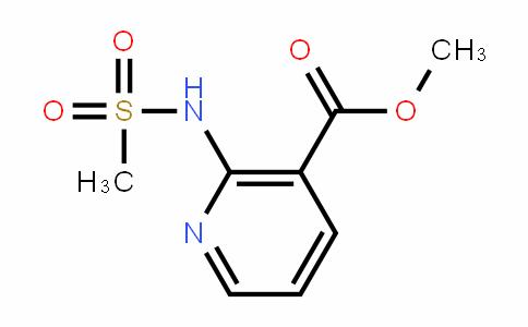 Methyl 2-(MethylsulfonaMido)nicotinate