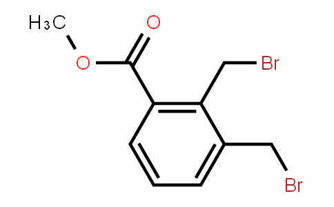 methyl 2,3-bis(bromomethyl)benzoate