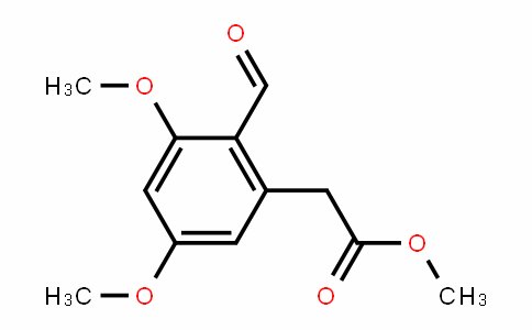 Methyl 2-forMyl-3,5-diMethoxyphenylacetate