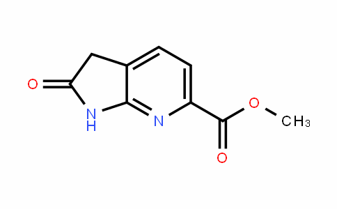 methyl 2-oxo-2,3-dihydro-1H-pyrrolo[2,3-b]pyridine-6-carboxylate