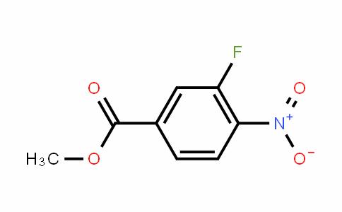 3-氟-4-硝基苯甲酸甲酯