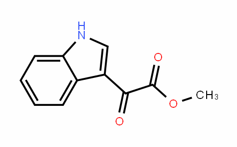 Methyl 3-indoleglyoxylate