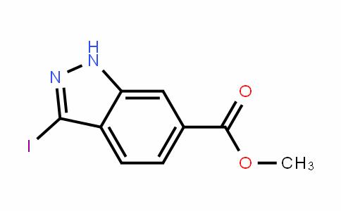 3-碘吲唑-6-甲酸甲酯