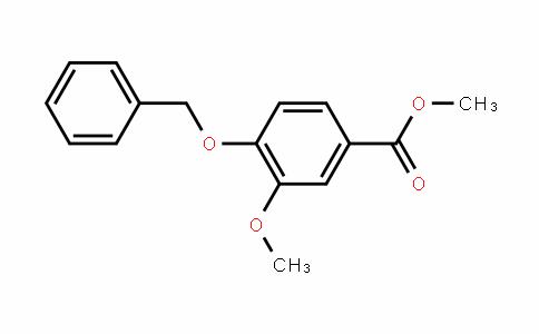 3-甲氧基-4-苄氧基苯甲酸甲酯