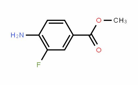 methyl 4-amino-3-fluorobenzoate